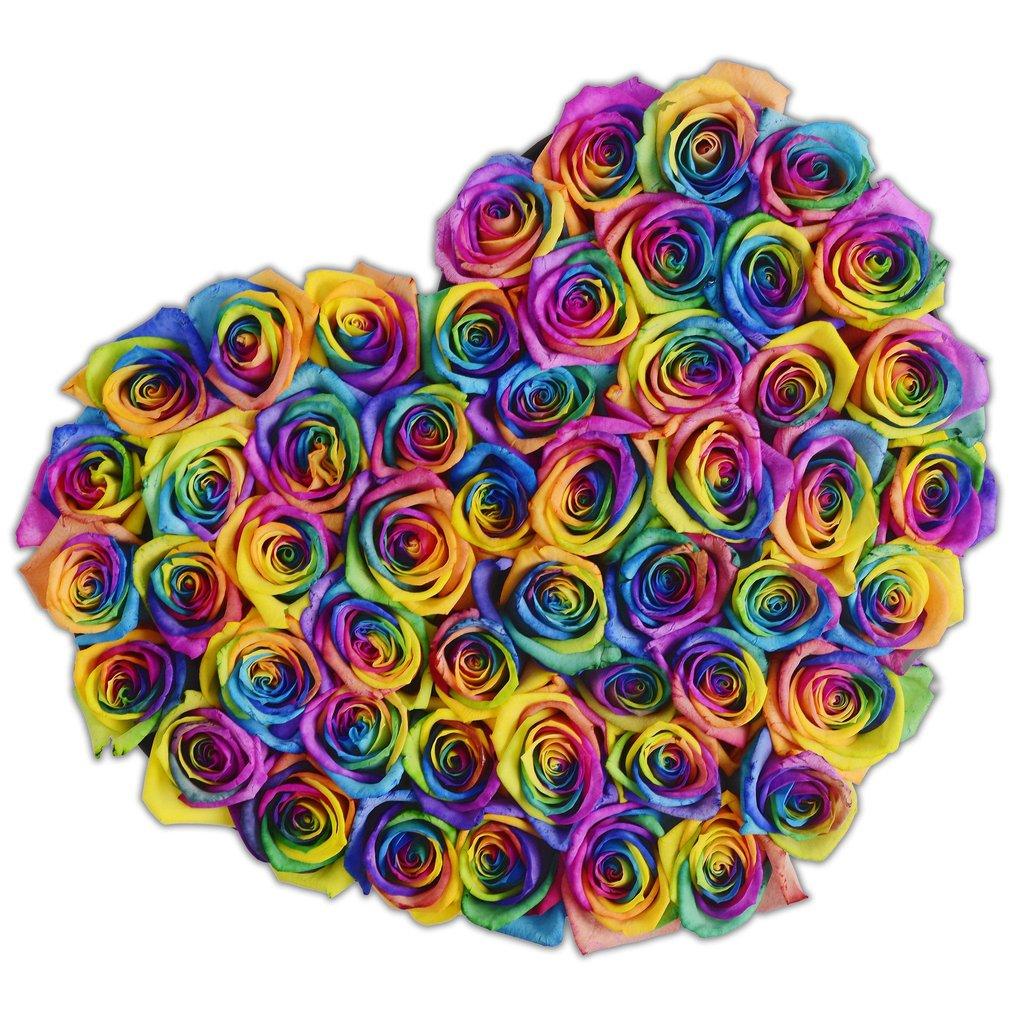 Санкт, заказ цветов радужные розы