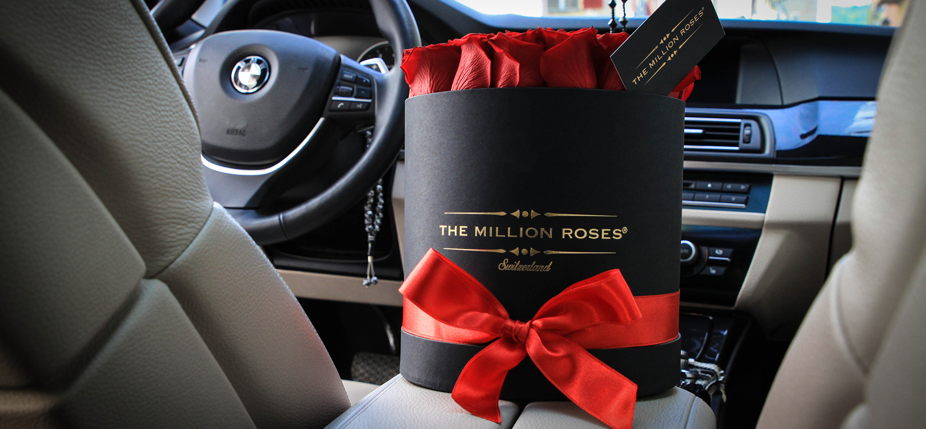 The Million Roses Switzerland Bmw innen